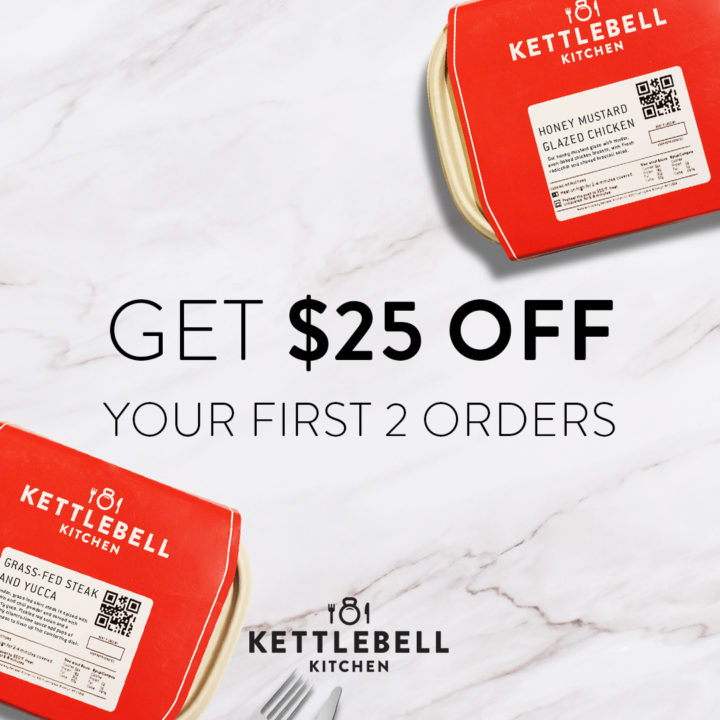 Kettlebell Kitchen GET $25 OFF YOUR